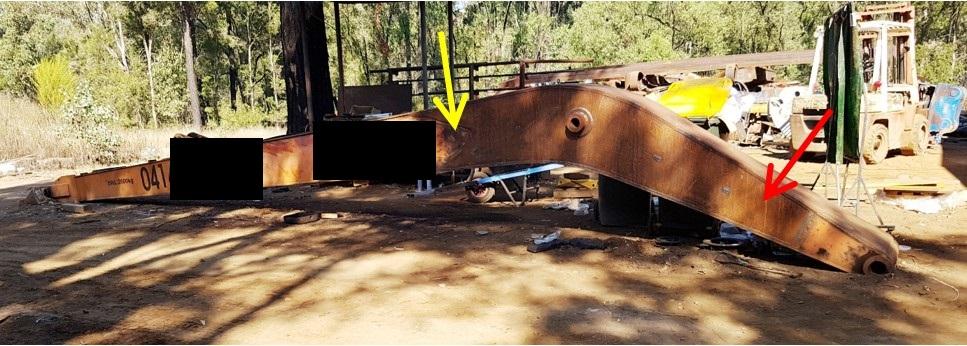 Assess Repairs to Excavator