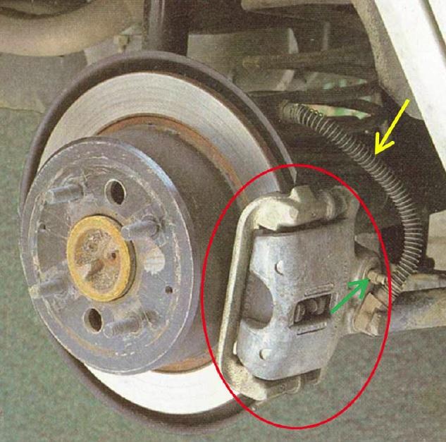 Determine cause of break system failure