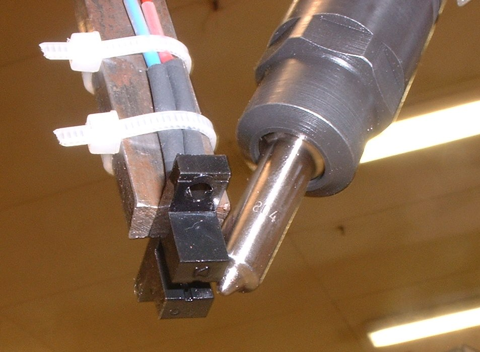 Injector with Opto Switch