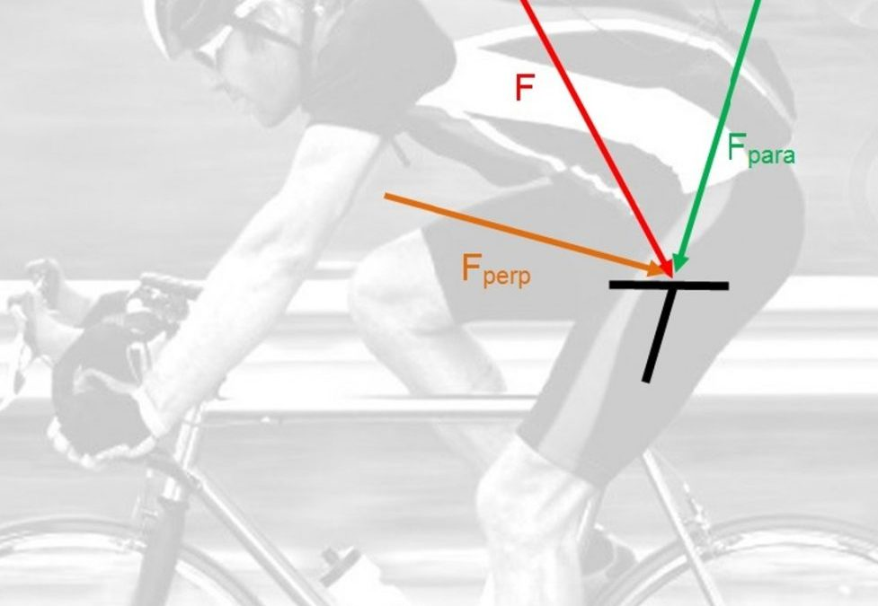 Bicycle Seat Injury