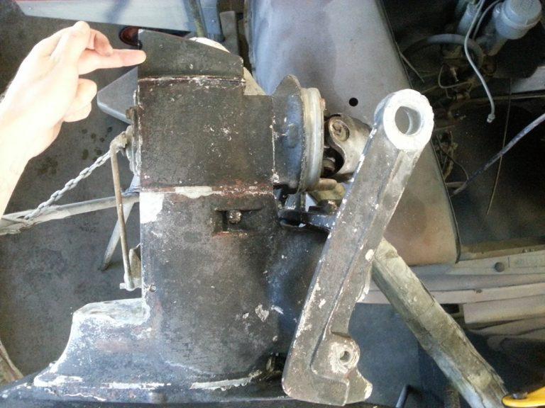 Failed Boat Parts