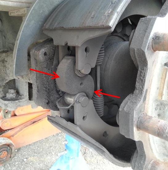 Brake Heat Build-Up
